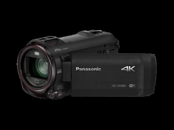 Panasonic HC-VX980 Camera video cu filmare 4K [1]