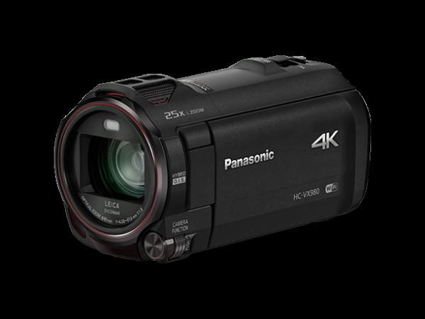 Panasonic HC-VX980 Camera video cu filmare 4K 5