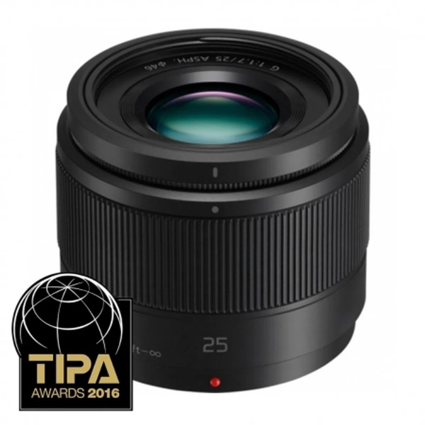 Panasonic Lumix G 25mm F1.7 Obiectiv MFT [0]