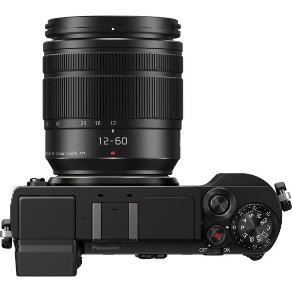 Panasonic Lumix GX9 Kit Lumix G Vario 12-60mm F/3.5-5.6 2