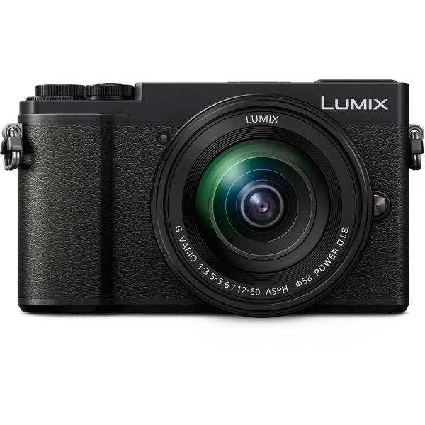 Panasonic Lumix GX9 Kit Lumix G Vario 12-60mm F/3.5-5.6 1