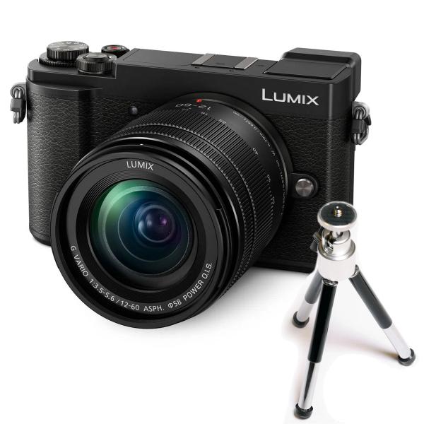 Panasonic Lumix GX9 Kit Lumix G Vario 12-60mm F/3.5-5.6 0