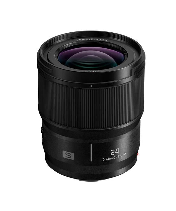 Panasonic Lumix S 24 mm Obiectiv Foto Mirrorless F1.8 Full Frame Montura L [0]