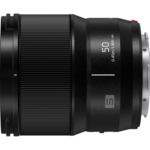 PANASONIC OBIECTIV LUMIX S 50MM F/1.8 Full Frame Montura L [1]