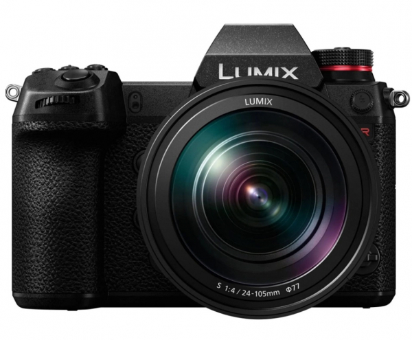 Panasonic Lumix S1R 47MP Kit cu Obiectiv 24-105mm F4 0