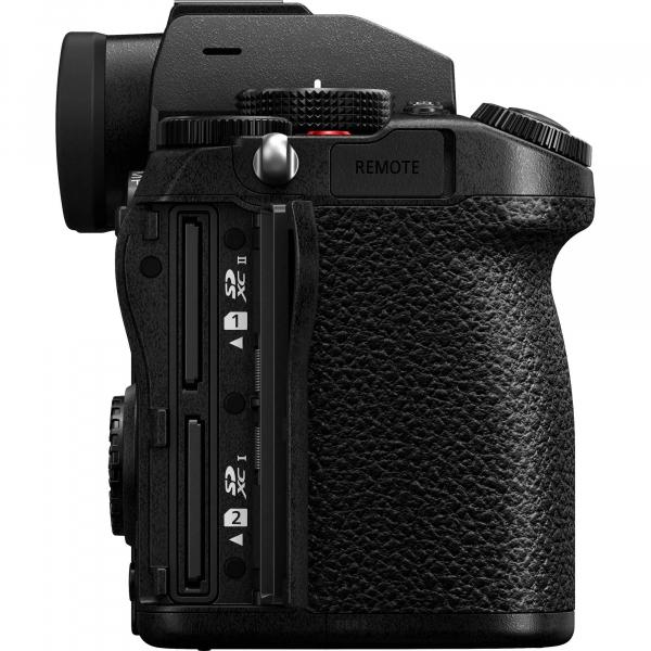 Panasonic Lumix S5 Aparat Foto Mirrorless Full Frame 24.2MP Body 1
