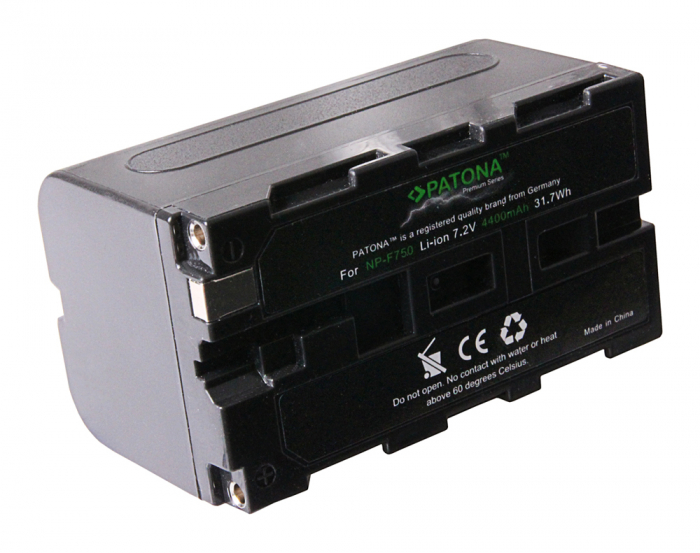 Patona Premium Acumulator Sony NP-F550 F330 F530 F750 F930 F920 F550 [1]