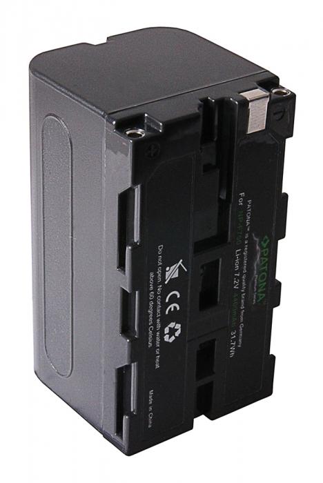 Patona Premium Acumulator Sony NP-F550 F330 F530 F750 F930 F920 F550 [2]