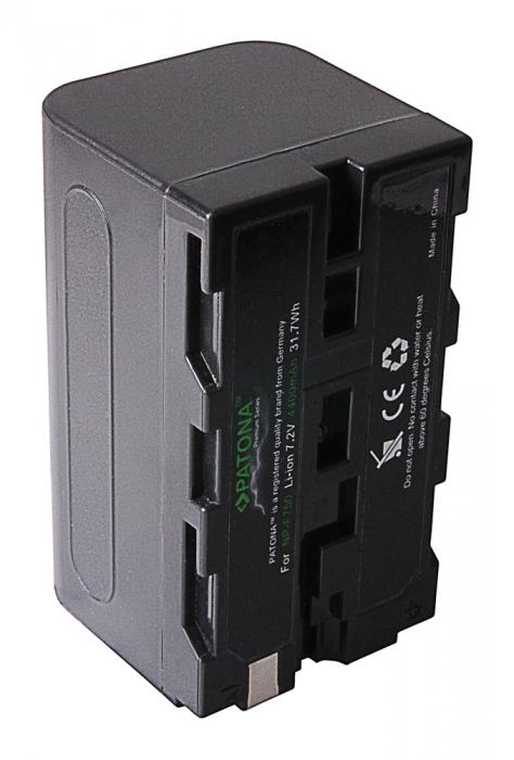 Patona Premium Acumulator Sony NP-F550 F330 F530 F750 F930 F920 F550 [3]