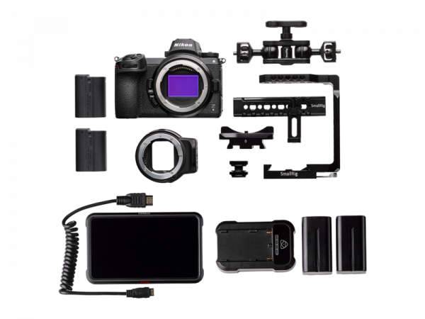 Nikon Z6 FTZ Body Essential Movie Kit 0