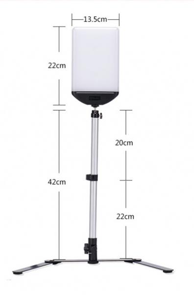 Tolifo Kit Panou LED Video cu suport 1