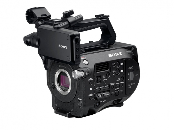 Sony PXW-FS7 Camera Video Super 35mm 0