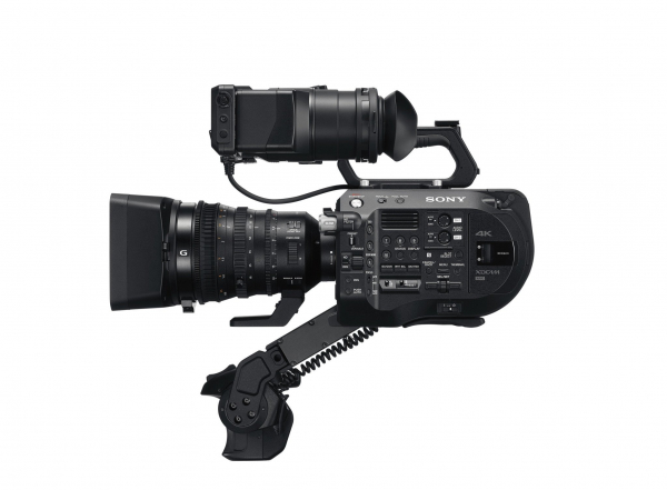 Sony PXW-FS7 Camera Video Super 35mm 2