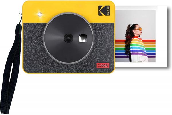 Kodak MiniShot Combo Retro camera foto instant si imprimanta 0