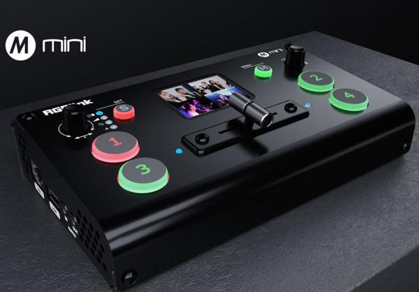 RGBlink Mini Mixer video cu vizualizare multi-view [2]