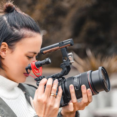 Rode Microfon VideoMicro vlogging video extern cardioid micro shotgun ultracompact 5