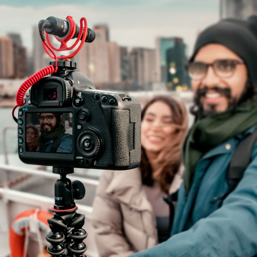 Rode Microfon VideoMicro vlogging video extern cardioid micro shotgun ultracompact 2