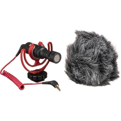 Rode Microfon VideoMicro vlogging video extern cardioid micro shotgun ultracompact 3