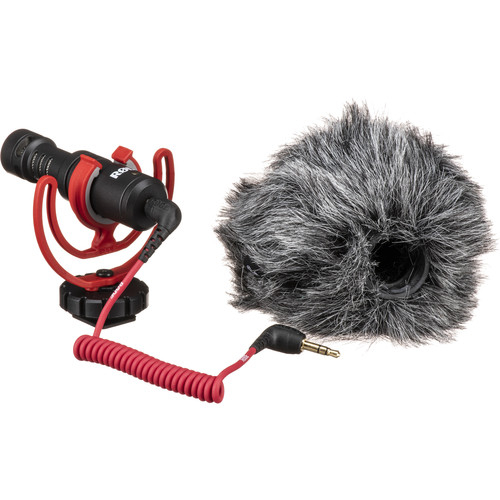Rode Microfon VideoMicro vlogging video extern cardioid micro shotgun ultracompact 4
