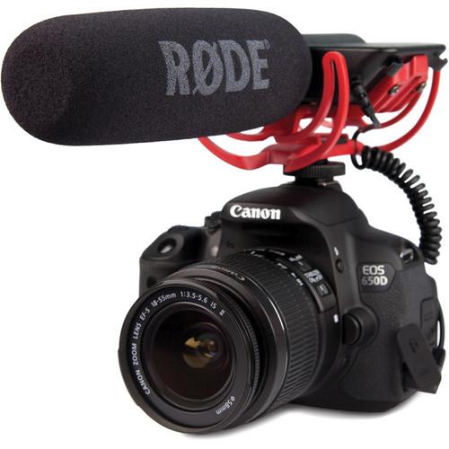 Rode VideoMic microfon tip shotgun 3