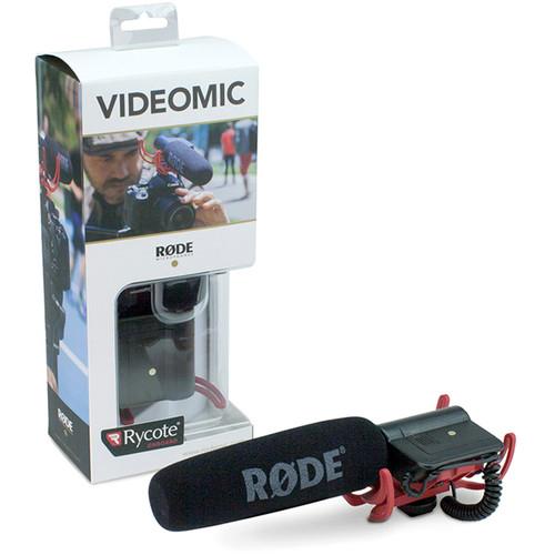 Rode VideoMic microfon tip shotgun 6