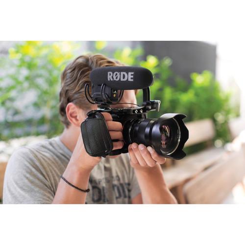 Rode Videomic Pro R microfon cu sistem de suspensie Rycote Lyre 6