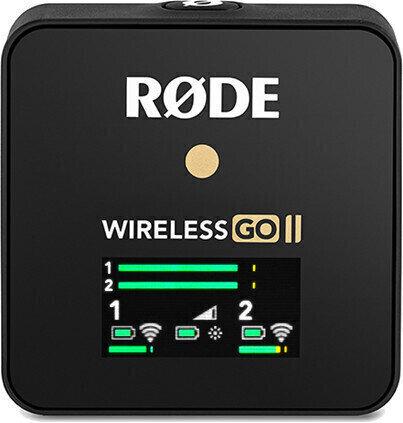 Rode Wireless GO II Sistem Microfon Wireless Dual Digital Kit cu 2 Transmitatoare [5]