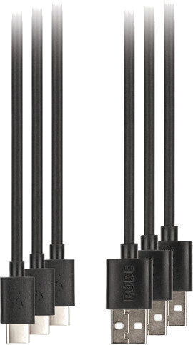 Rode Wireless GO II Sistem Microfon Wireless Dual Digital Kit cu 2 Transmitatoare [7]