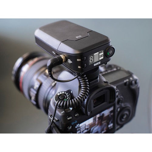 Rode Wireless RodeLink Filmmaker Kit - lavaliera, transmitator radio si receptor 4