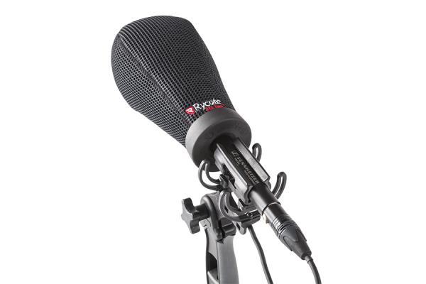 Rycote cablu microfon 40cm XLR-3F/3M [2]