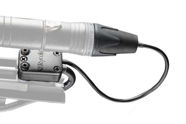 Rycote Connbox CB1 XLR-3F protectie cablu [0]