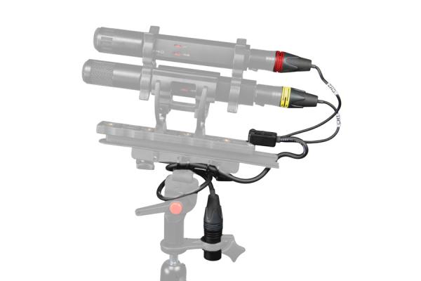 Rycote Connbox CB3 2XLR-3F protectie cablu [1]