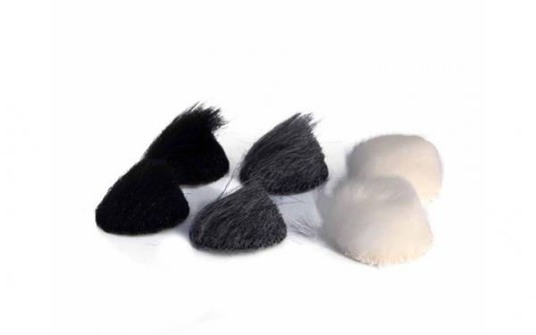 Rycote micro protectie vant DSLR pentru smartphone mix alb gri negru [1]