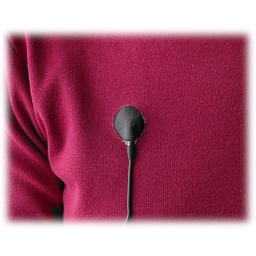 Rycote sticker lipici microfon lavaliera gri [4]