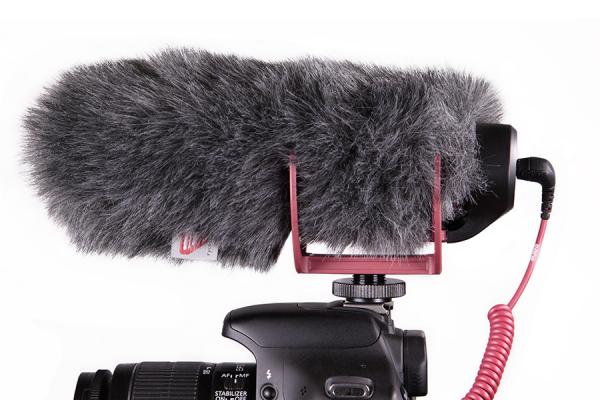 Rycote Protectie microfon pentru Rode VideoMicPro+ [1]