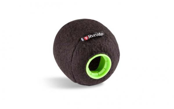 Rycote protectie vant tip minge Baseball 21/22mm pachet combo [3]