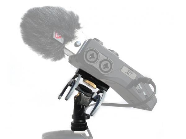 Rycote Shock-Mount Heavy-Duty pentru recorder portabil [2]