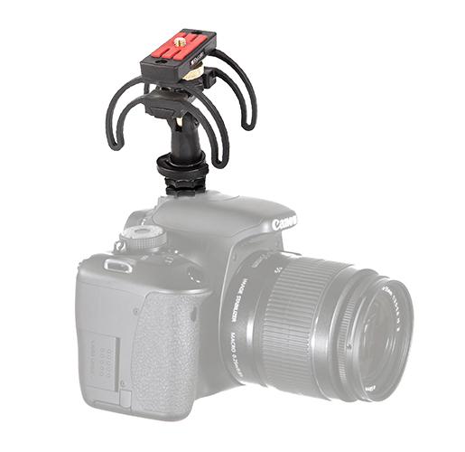Rycote Shock-Mount standard pentru recorder portabil [1]