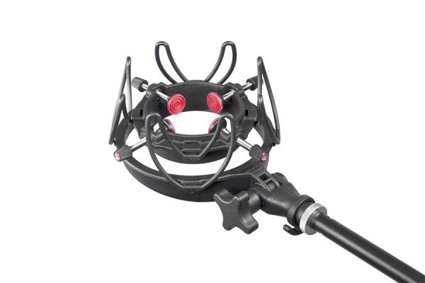 Rycote Shock-Mount de studio universal cu filtru Pop [2]
