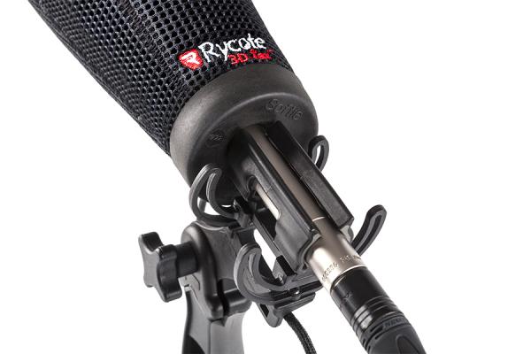 Rycote InVision Softie montura Lyre cu Pistol Grip [4]
