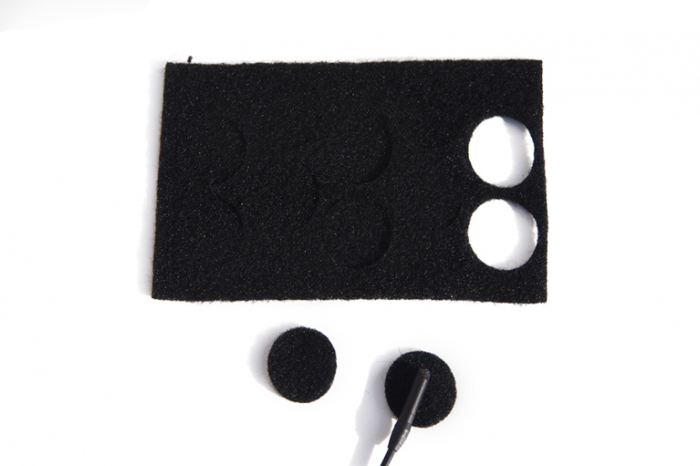Rycote sticker lipici microfon lavaliera [0]