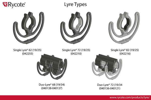 Rycote suspensie anti soc X-Small (XLR-3F) [2]