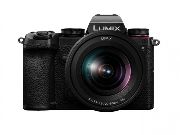 Panasonic Lumix S5 Kit cu Obiectiv 20-60mm F3.5-5.6 7