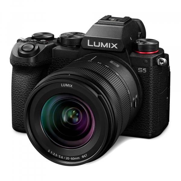 Panasonic Lumix S5 Kit cu Obiectiv 20-60mm F3.5-5.6 0