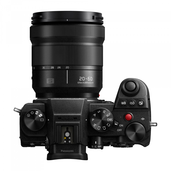 Panasonic Lumix S5 Kit cu Obiectiv 20-60mm F3.5-5.6 3