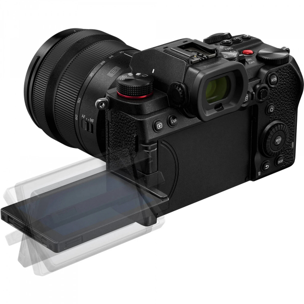 Panasonic Lumix S5 Kit cu Obiectiv 20-60mm F3.5-5.6 1