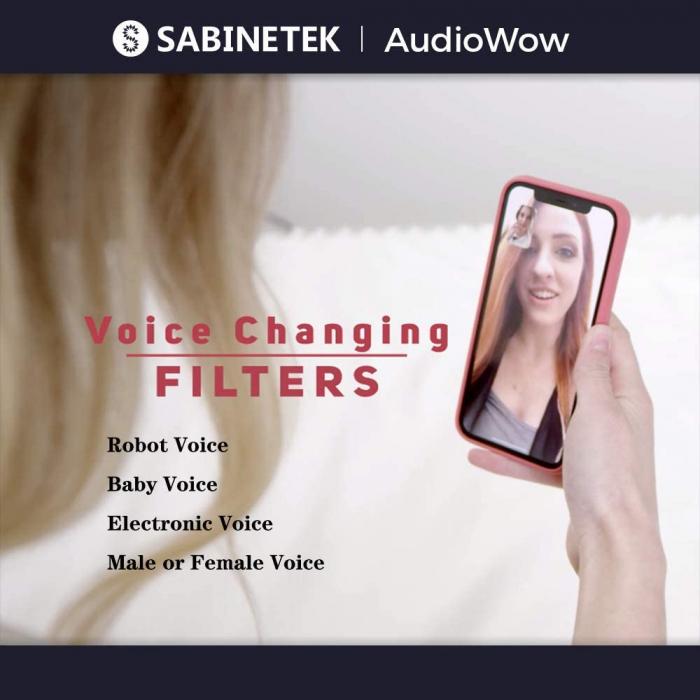 Sabinetek Audiowow Microfon Wireless [2]