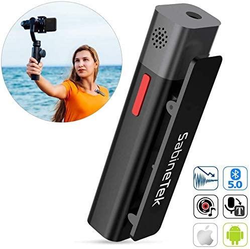 Sabinetek Microfon Bluetooth SmartMike+ negru [1]