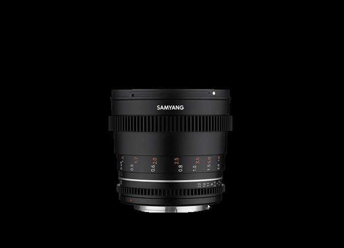 Samyang 50mm T1.5 VDSLR MK2 Montura Canon RF [3]