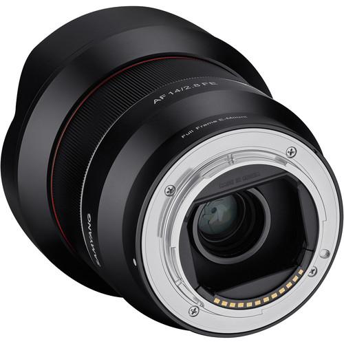 Samyang Obiectiv Foto Mirrorless AF 14mm f2.8 Sony FE 4